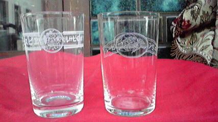 ビールグラス1